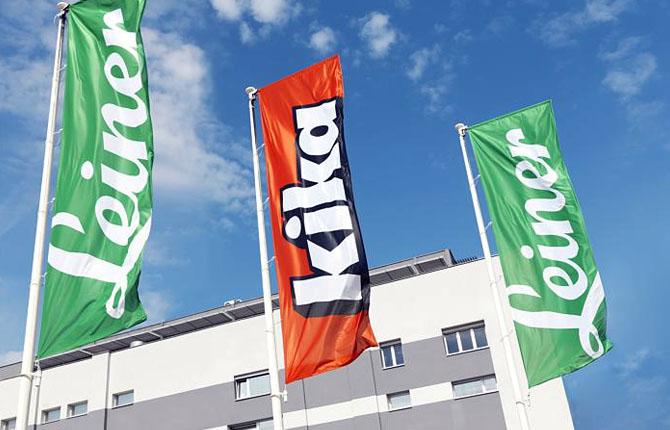 Die Anbindung Von Kika/Leiner AT