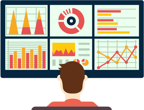 Professionelles Monitoring – plus physischer Zugriff auf Ihre Dateien!