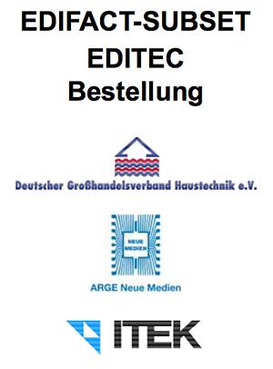 UN/EDIFACT Subset EDITEC