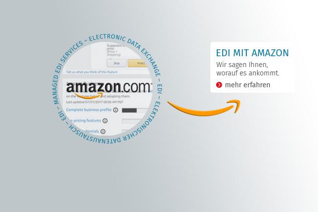 Elektronischer Datenaustausch Mit Amazon