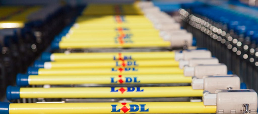 Lidl-Logistik