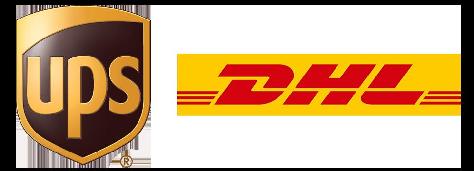 Softzoll-EDI/UPS- und DHL-Logo