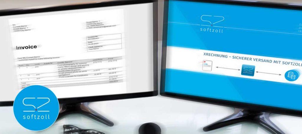Softzoll-XRechnung-ERP-XML-Versand-neu